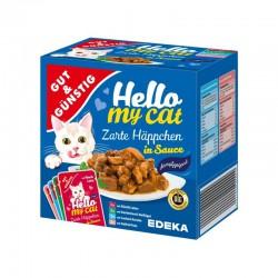 Saszetki z karmą dla kota...
