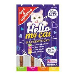 Paluszki dla kota Hello my...