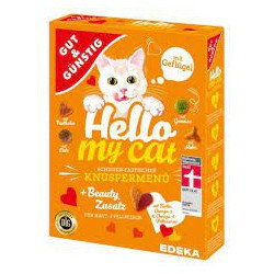 Sucha karma dla kota Hello...