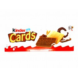 Ciasteczka Kinder Cards...